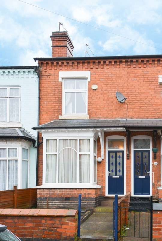 2 Bedrooms Terraced House for sale in Beakes Road, Bearwood