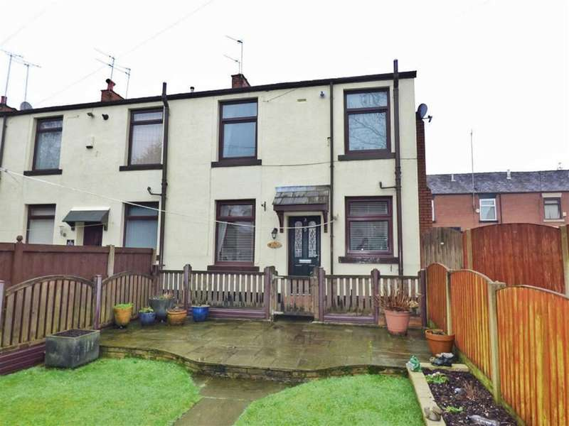 1 Bedroom Property for sale in Air Hill Terrace, Rochdale, Lancashire, OL12