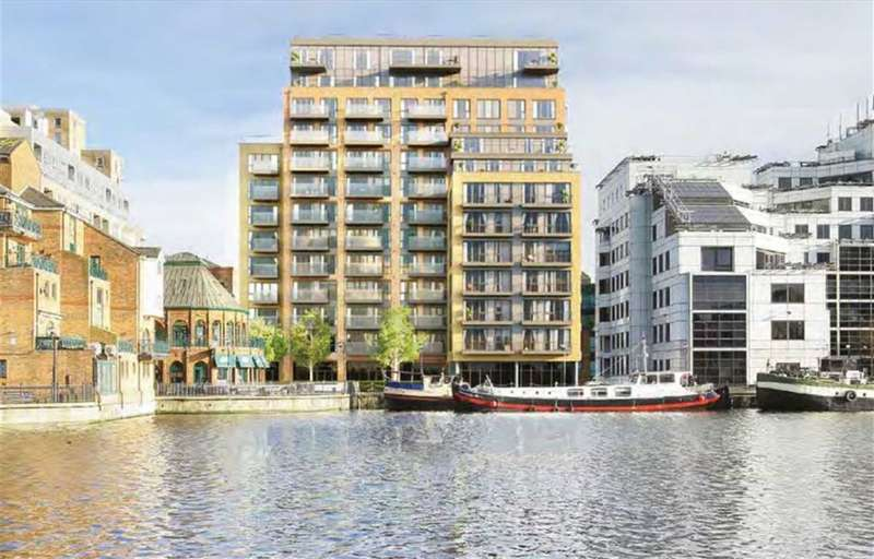 1 Bedroom Property for sale in Dockside, London, E14