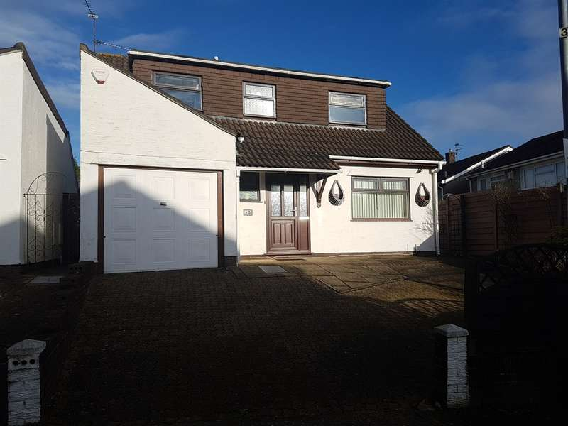 3 Bedrooms Detached House for sale in Farmleigh, Rumney, Cardiff