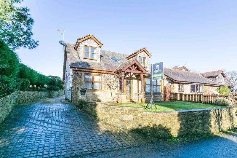 4 Bedrooms Detached House for sale in Long Heys Lane, Dalton, WN8 7RS