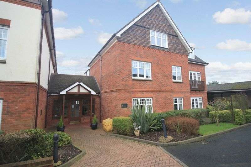 2 Bedrooms Retirement Property for sale in Pegasus Court (Sutton C'field), Sutton Coldfield, B75 5BH