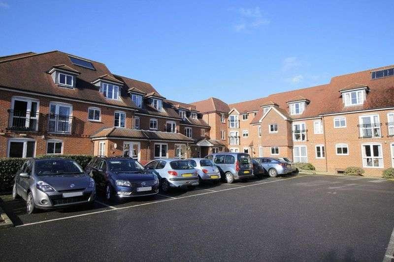 1 Bedroom Retirement Property for sale in Barnes Wallis Court, Byfleet, KT14 7HJ