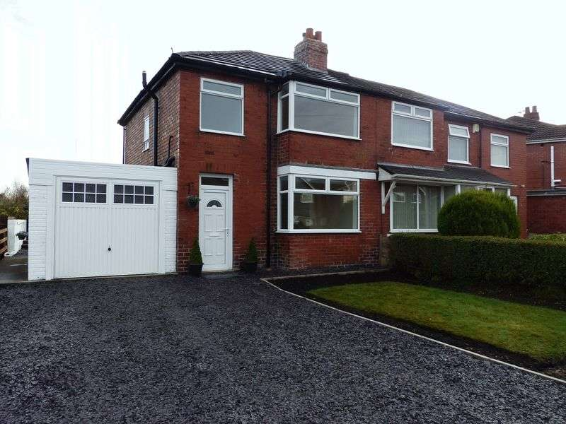 3 Bedrooms Semi Detached House for sale in 8 Birkacre Brow, Coppull