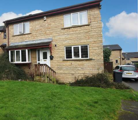 3 Bedrooms Detached House for sale in Briar Drive, Dewsbury, West Yorkshire, WF13 4NJ