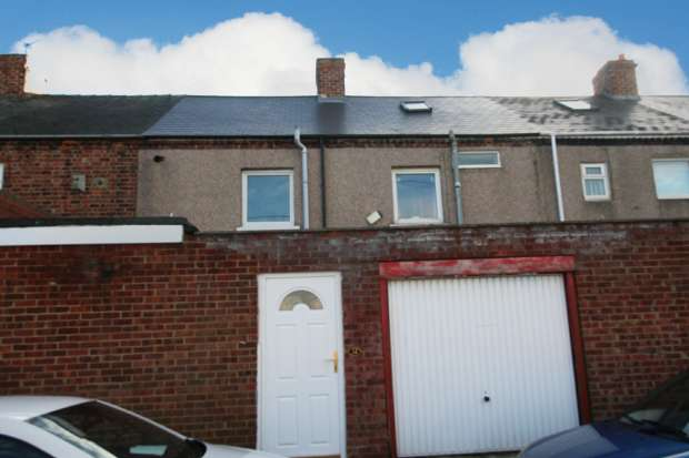 4 Bedrooms Terraced House for sale in Railway Terrace, Houghton Le Spring, Tyne And Wear, DH4 7BD