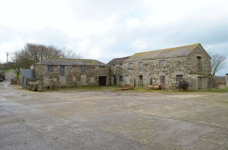 10 Bedrooms Land Commercial for sale in Prosper Hill, Hayle