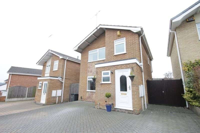 3 Bedrooms Detached House for sale in Home Farm Drive, Derby