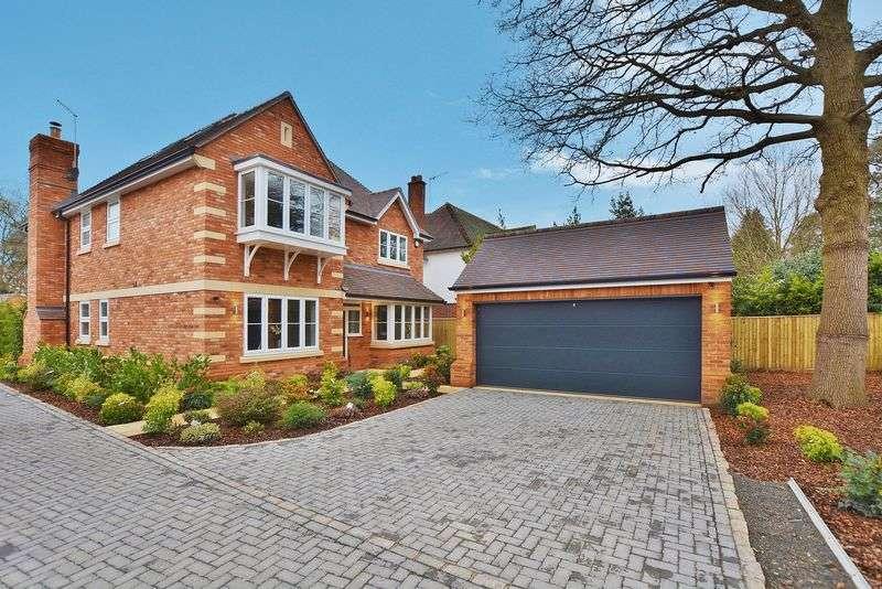 5 Bedrooms Detached House for sale in Gerrards Cross