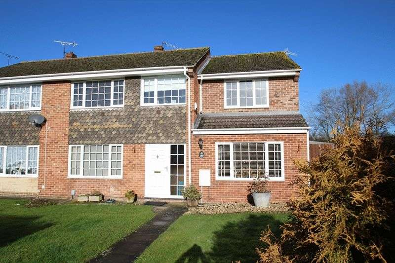 5 Bedrooms Semi Detached House for sale in Greenmeadow, Swindon