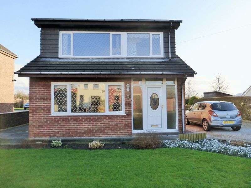 3 Bedrooms Detached House for sale in Fermor Road, Tarleton, Preston