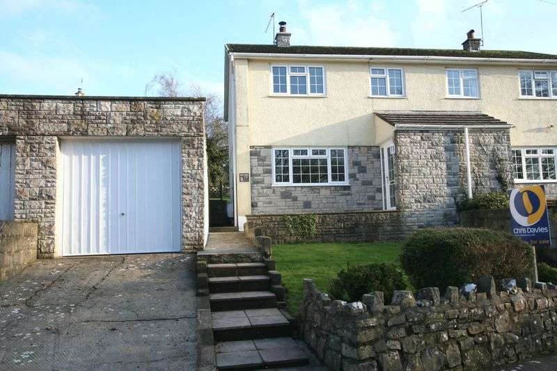 3 Bedrooms Semi Detached House for sale in River Walk, Llantwit Major