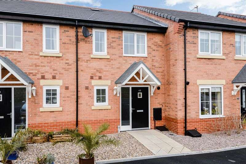 2 Bedrooms Terraced House for sale in Tarvin, Nr Chester