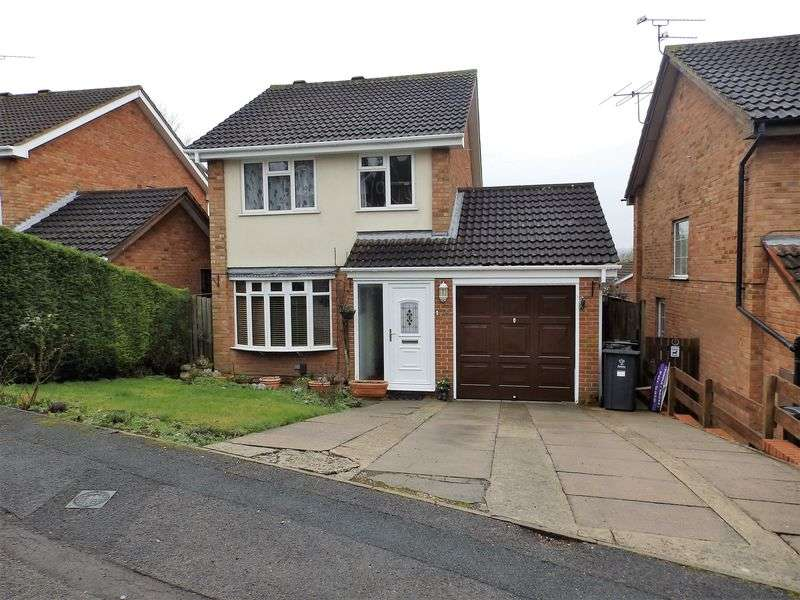 3 Bedrooms Detached House for sale in Roundway Down, Freshbrook
