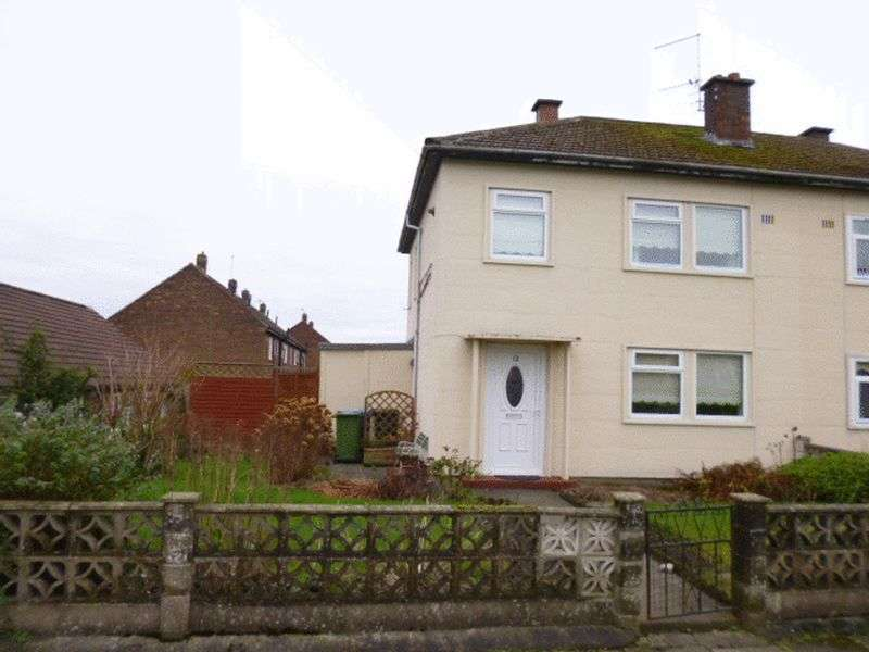 3 Bedrooms Semi Detached House for sale in Orchard Way, Shildon