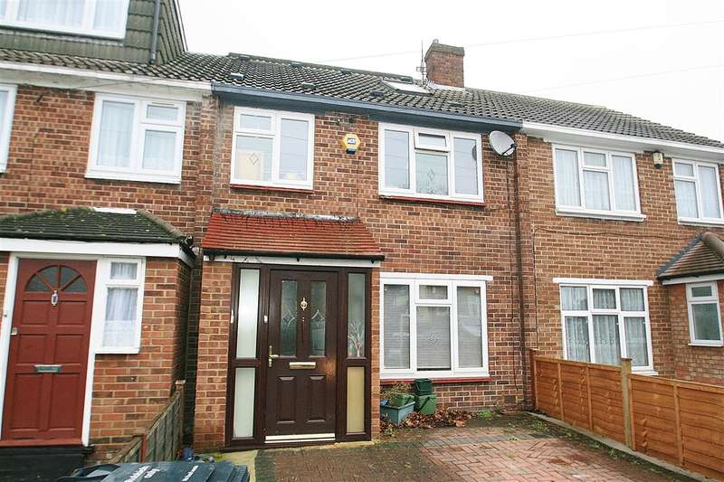 4 Bedrooms Terraced House for sale in Greenford