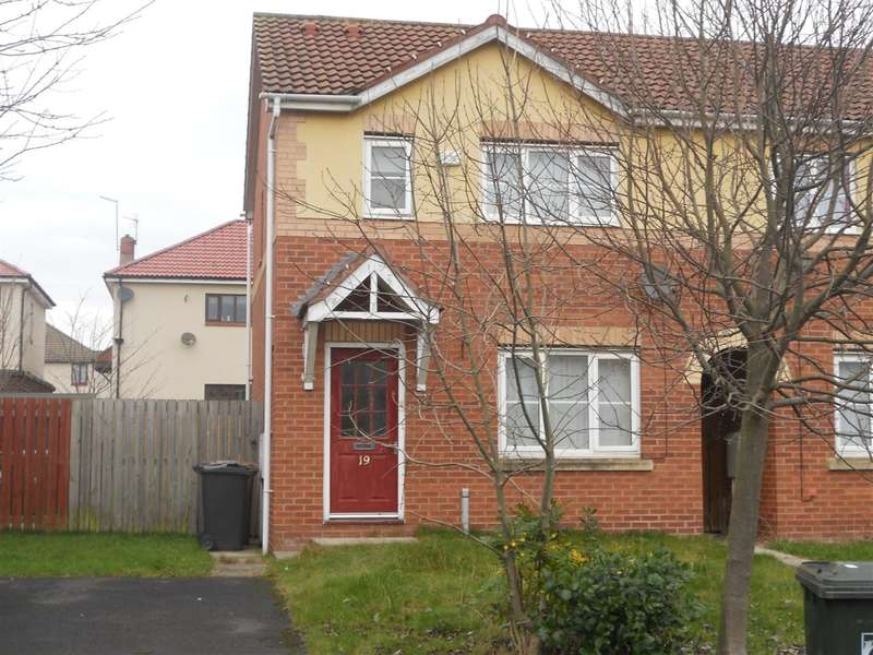 3 Bedrooms Semi Detached House for sale in Brahman Avenue, North Shields, NEWCASTLE UPON TYNE