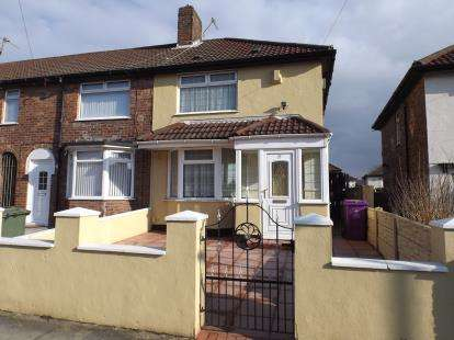 2 Bedrooms Semi Detached House for sale in Grieve Road, Fazakerley, Liverpool, Merseyside, L10