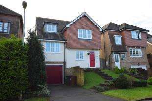 4 Bedrooms Detached House for sale in Meadow Rise, Horam, Heathfield, East Sussex