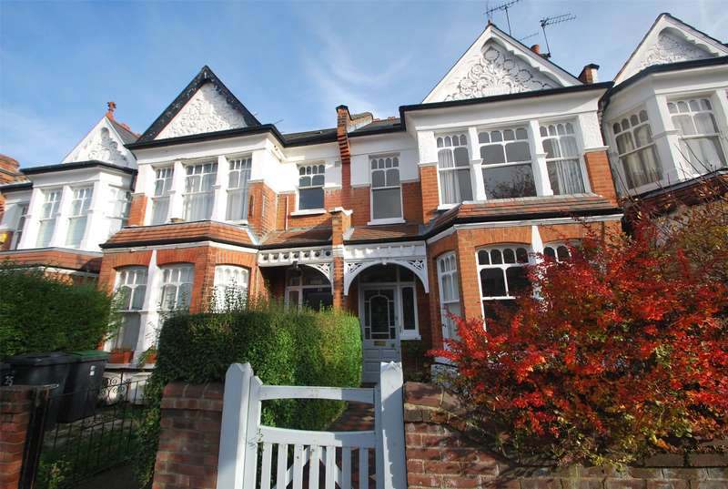 2 Bedrooms Apartment Flat for sale in Rosebery Road, Muswell Hill, N10