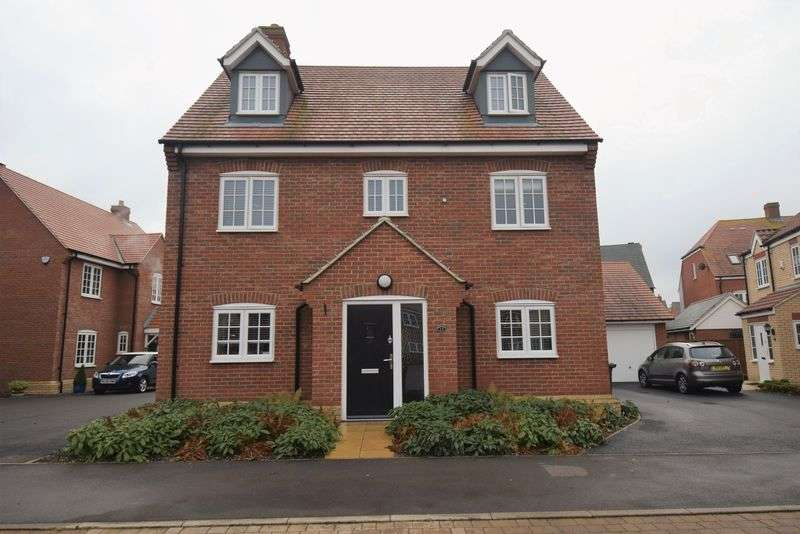 5 Bedrooms Detached House for sale in Wren Terrace, Wixams