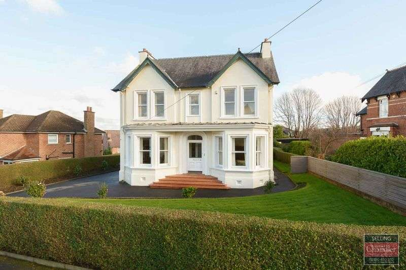 6 Bedrooms Detached House for sale in 2 Kensington Park, Belfast, BT5 6NR
