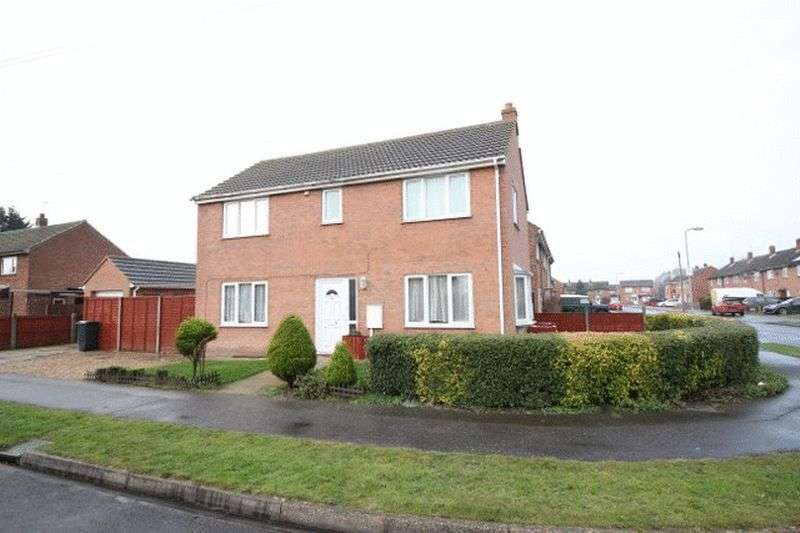 3 Bedrooms Detached House for sale in Stenner Road, Coningsby