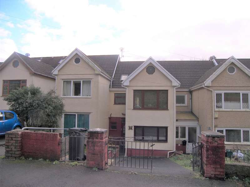 3 Bedrooms Terraced House for sale in Hill Road, Neath Abbey, Neath