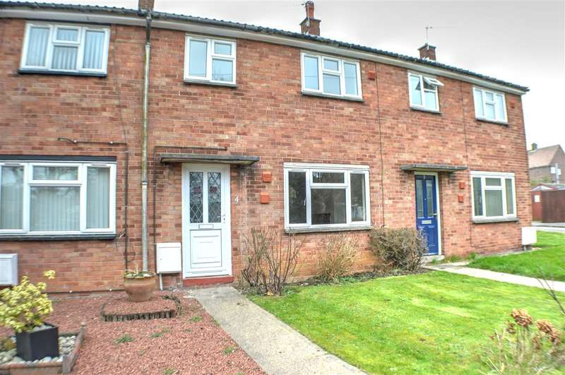 3 Bedrooms Terraced House for sale in Thorold Avenue, Cranwell