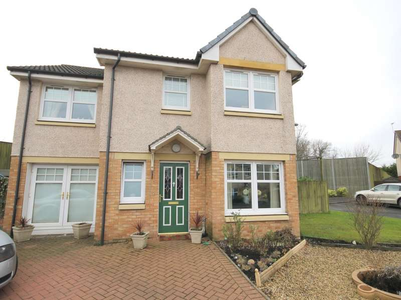 4 Bedrooms Detached House for sale in 3 Gifford Place, Coatbridge, ML5 5GE