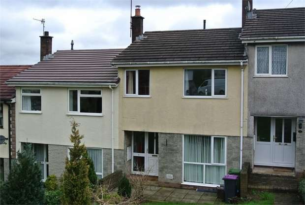 3 Bedrooms Terraced House for sale in Heol Beuno, New Inn, Pontypool