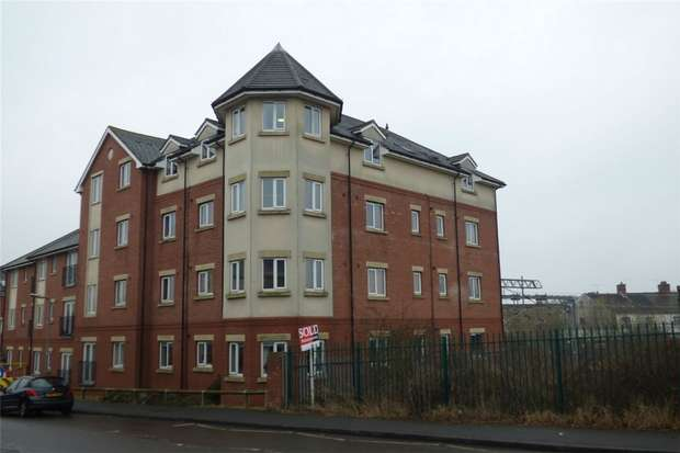 2 Bedrooms Flat for sale in Eaton Court, Trent Road, Nuneaton, Warwickshire