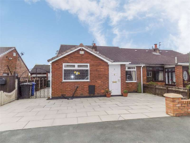 3 Bedrooms Semi Detached House for sale in Edgeworth Road, Hindley Green, Wigan, Lancashire