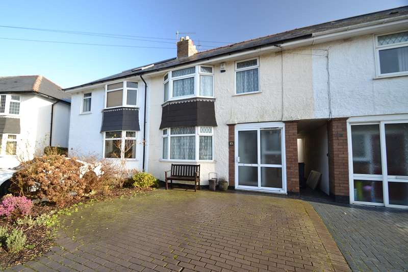 3 Bedrooms Terraced House for sale in The Graylands , Rhiwbina, Cardiff. CF14 6AS