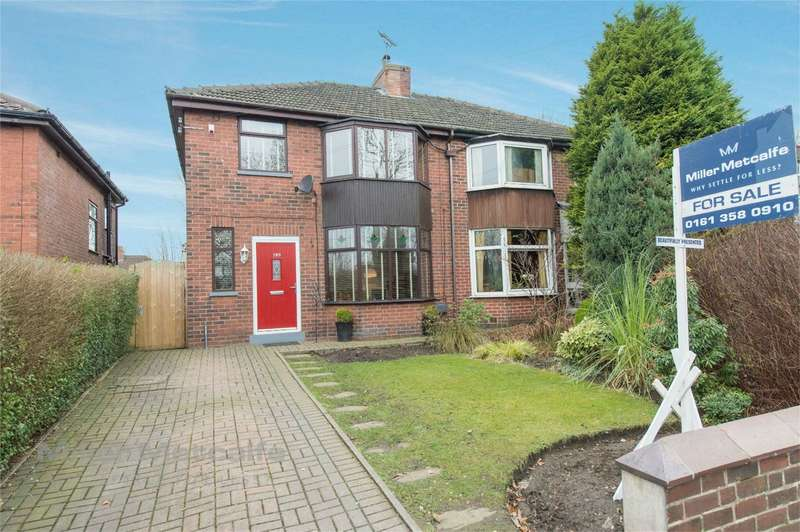 3 Bedrooms Semi Detached House for sale in Brandlesholme Road, Brandlesholme, Bury, Lancashire
