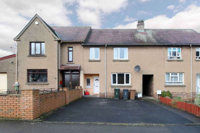 3 Bedrooms Terraced House for sale in Queen Margaret Drive, South Queensferry, EH30 9JF