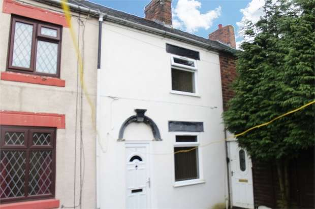 1 Bedroom Terraced House for sale in Long Row, Caverswall, Stoke-on-Trent, Staffordshire