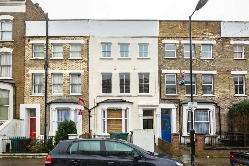 3 Bedrooms Apartment Flat for sale in Marlborough Road, Holloway, London, N19
