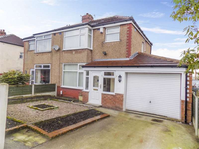 3 Bedrooms Semi Detached House for sale in Silverdale Road, Farnworth, Bolton, Lancashire