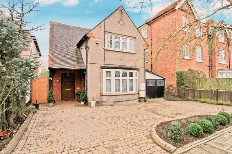 4 Bedrooms Detached House for sale in Cecil Park, Pinner