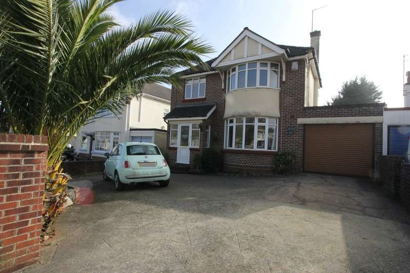5 Bedrooms Detached House for sale in Barcombe Road, Preston