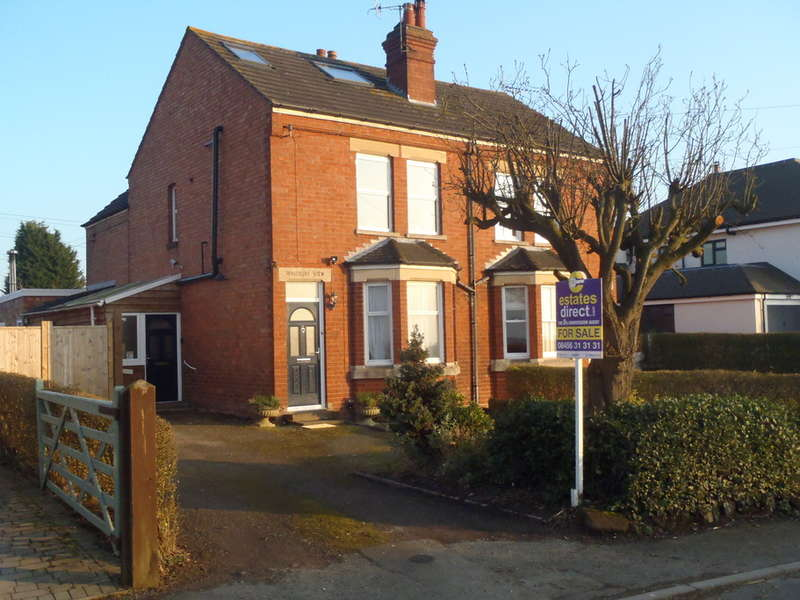 3 Bedrooms Semi Detached House for sale in Ladywood Road, Worcester, Worcester, WR3