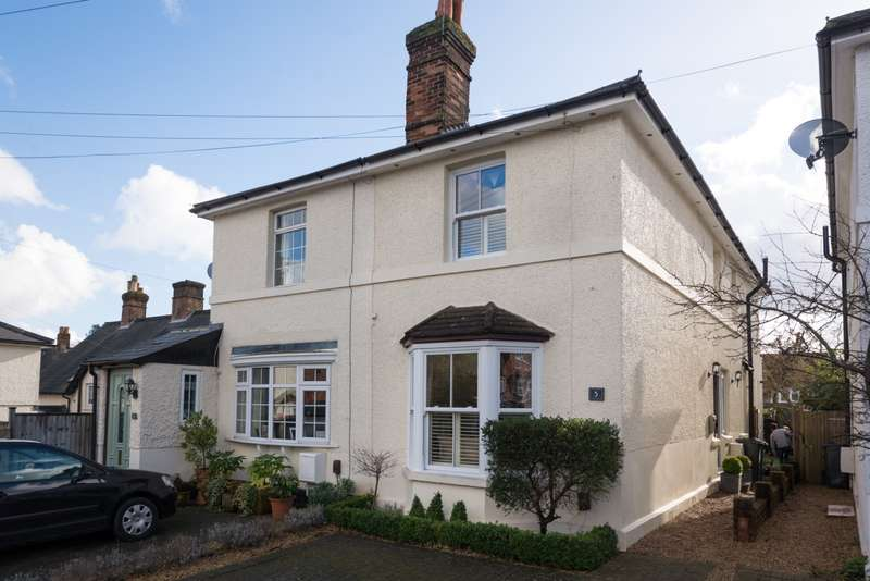 3 Bedrooms House for sale in Albert Rd North, Reigate