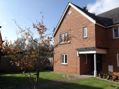 4 Bedrooms Semi Detached House for sale in Badger Road, West Timperley, Altrincham, Greater Manchester
