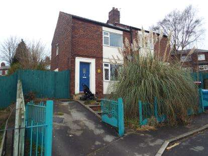 2 Bedrooms Semi Detached House for sale in Greenwood Avenue, Clifton, Swinton, Manchester
