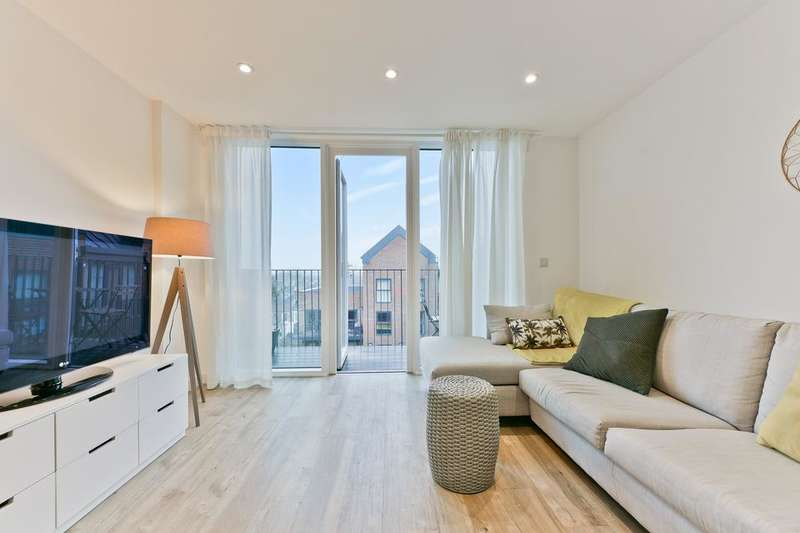 1 Bedroom Flat for sale in Tooting High Street, London SW17