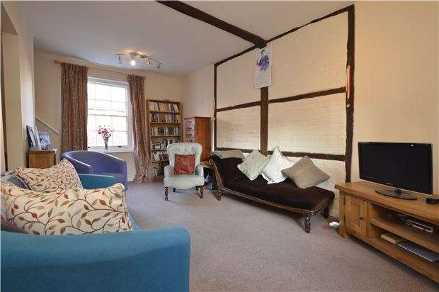 2 Bedrooms Terraced House for sale in Lombard Street, ABINGDON, Oxfordshire, OX14 5BJ