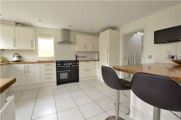 4 Bedrooms Detached House for sale in Teasel Way, CARTERTON