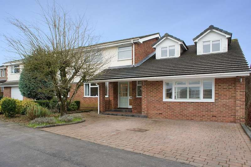 4 Bedrooms Semi Detached House for sale in Avon Road, Oakley, RG23 7DW