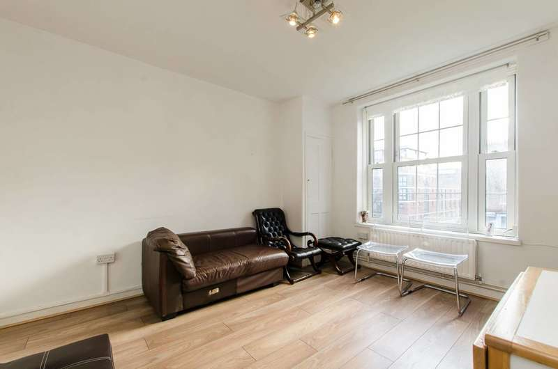 1 Bedroom Flat for sale in Chicksand Street, Brick Lane, E1